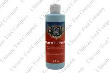 16oz Metal Polish Blue Compound Grease Shines Final Step Buffing Metal Steel