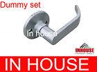 Door handles! -Dummy-Satin chrome finished(3862)