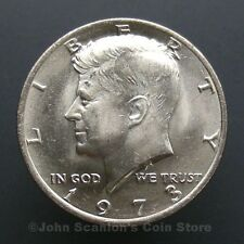 1973 Kennedy Half Dollar - Choice BU