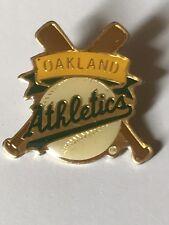 Pin's Baseball Oakland Athletics