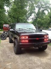 1988-1999 CHEVY & GMC 1500 (OBS) Color Changing Halos
