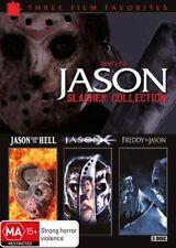 Jason Slasher Collection = DVD R4 - New & FREE POST