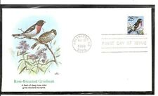 US SC # 2284 Rose-Breasted Grosbeak FDC. Fleetwood cachet