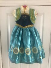 Disney frozen costume age 4