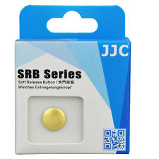 JJC SRB Soft Shutter Release Button Brass Metal FUJIFILM Leica Canon Sony Nikon