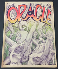 ORACLE SO CAL OCTOBER 1967 PSYCHEDELIC UNDERGROUND HIPPIE NEWSPAPER MAGAZINE