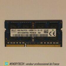 8GB RAM DDR3 (SO-DIMM / PC3L-12800S / HYNIX)