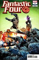 Fantastic Four #1 Humberto Ramos Variant Marvel Comic 1st Print 2018 unread NM