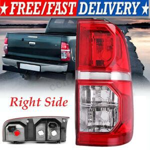 RH Rear Right Side Tail Brake Light Lamp For Toyota Hilux SR SR5 7 Gen 2005-2015