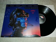 Thinkman - Life is a full time occupation      Vinyl LP