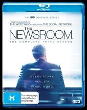 The Newsroom - Season 3 : NEW Blu-Ray