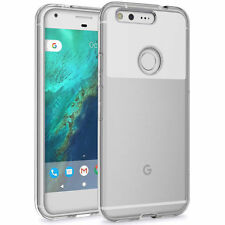 Transparent Mobile Phone Fitted Cases/Skins for Google Pixel XL