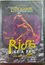 Learn to Ride Like a Pro with Bruce Spic DVD