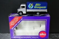MB Mercedes Benz Vario Kleintransporter Blitz 1:55 SIKU Super Serie Box