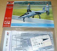 VJ 101C-X1 Supersonic VTOL Fighter von A&A in 1/72