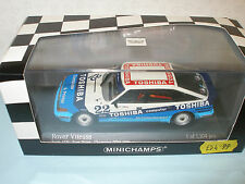 MINICHAMPS MODELS 1986 ROVER 3500 VITESSE / TOSHIBA Race Car