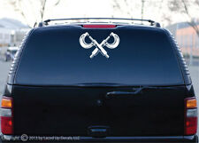 Crossed Micrometer Vinyl Decal,Machinist,Millwright,Starrett,Mitutoyo,lg