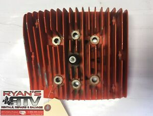 1979 Can-Am Qualifier Bombadier 370 Cylinder Head