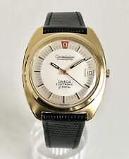OMEGA CONSTELLATION CHRONOMETER F300Hz CAL. 1250 DATING TO 1970 (NOT WORKING)