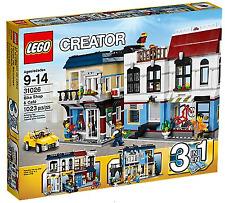 LEGO 31026 Creator Bike Shop & Cafe MISB