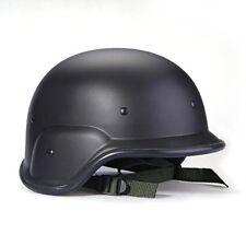 Military tactical Swat helmet black protector straps adjustable helmet BT