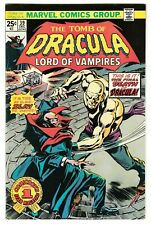 TOMB OF DRACULA #39 DEC 1975 VF 8.0 MARVEL COMICS