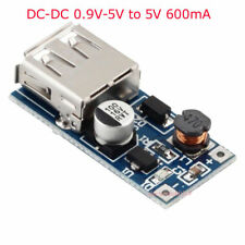 DC-DC 0.9V-5V to 5V USB Charger Boost Convertor Step Up Power Supply Module