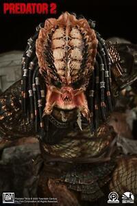 Predator 2 Elite City Hunter 1:4 Scale statue Infinity Studio Deluxe Version