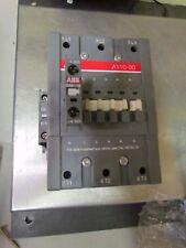 Very Nice ABB A110-30 CONTACTOR