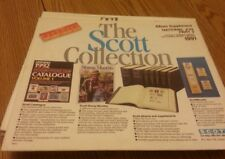 The Scott collection new album supplement pages  stamp national #59 part 2