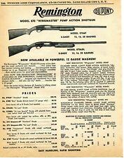 Remington Model 870 DM Lapel Collar Pin Pair 2