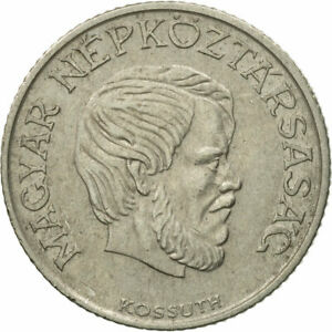 [#528136] Coin, Hungary, 5 Forint, 1984, Budapest, VF(30-35), Copper-nickel