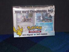 POKEMON World Championship 2007 Swift Empoleon FREE UK Postage