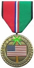 Kuwait Liberation Commemorative Medal-Comes in Leatherette Case