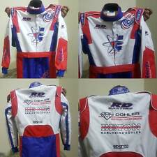 Energy Go Kart Race Suit CIK FIA Level 2 Approved  with free gift Glove