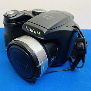 FUJIFILM FINEPIX S-Series S5700 Black Compact Digital Camera 7.1MP