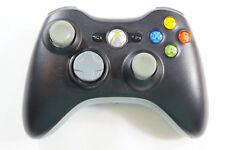 Genuine Microsoft Xbox 360 Model Wireless Controller Black