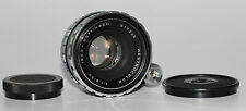 ISCO-GÖTTINGEN Objektiv Lens WESTROCOLOR 1,9/50 für EXA / EXAKTA