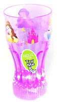 Disney Flashing Coke Cup Spooky Light Up Plastic Tumbler Under The Spell of Fall
