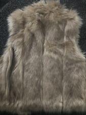 Topshop Fur Gilet