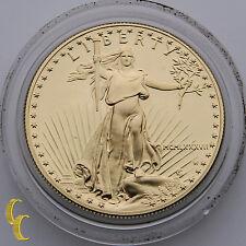 1987-W 1 Oz. American Eagle Proof in Mint Box & Velvet Case