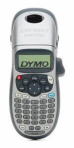 DYMO LetraTag LT-100H, étiqueteuse clavier ABC, écran large + 1 cassette étiquet