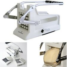 Potato Cutter For French Fries Sweet Fry Maker Slicer Chopper Dicer NEW