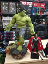 """Super Giant Size Marvel The Hulk Green Giant Figure Statue 25"""" 1/4 Scale"""