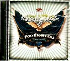 CD - FOO FIGHTERS - In your honor
