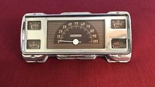 1940 FORD STANDARD INSTRUMENT SPEEDOMETER GAUGE PANEL - READY TO INSTALL