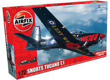 AIRFIX SHORTS TUCANO T.1 'LEST WE FORGET' LTD EDITION NEW MINT & SEALED 1/72
