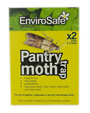 EnviroSafe Pantry Moth Trap 2 Traps & 2 Lures ENV4496