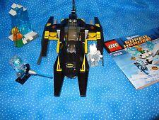 LEGO 76000 Arctic Batman vs. Mr. Freeze/w/Aquaman USED Boys/girls 6+