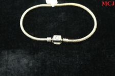 14K Solid Gold Bracelet 20cm